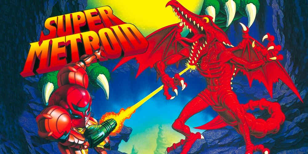 1. Super Metroid