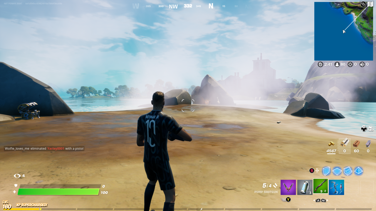 Players are curious about this steamy new southern island.