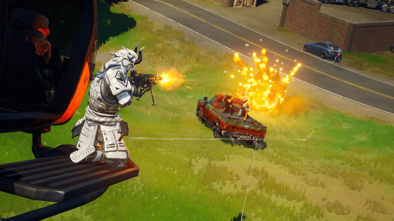 In an uncommon move, it's Fortnite players on PC that will be catching up to consoles.
