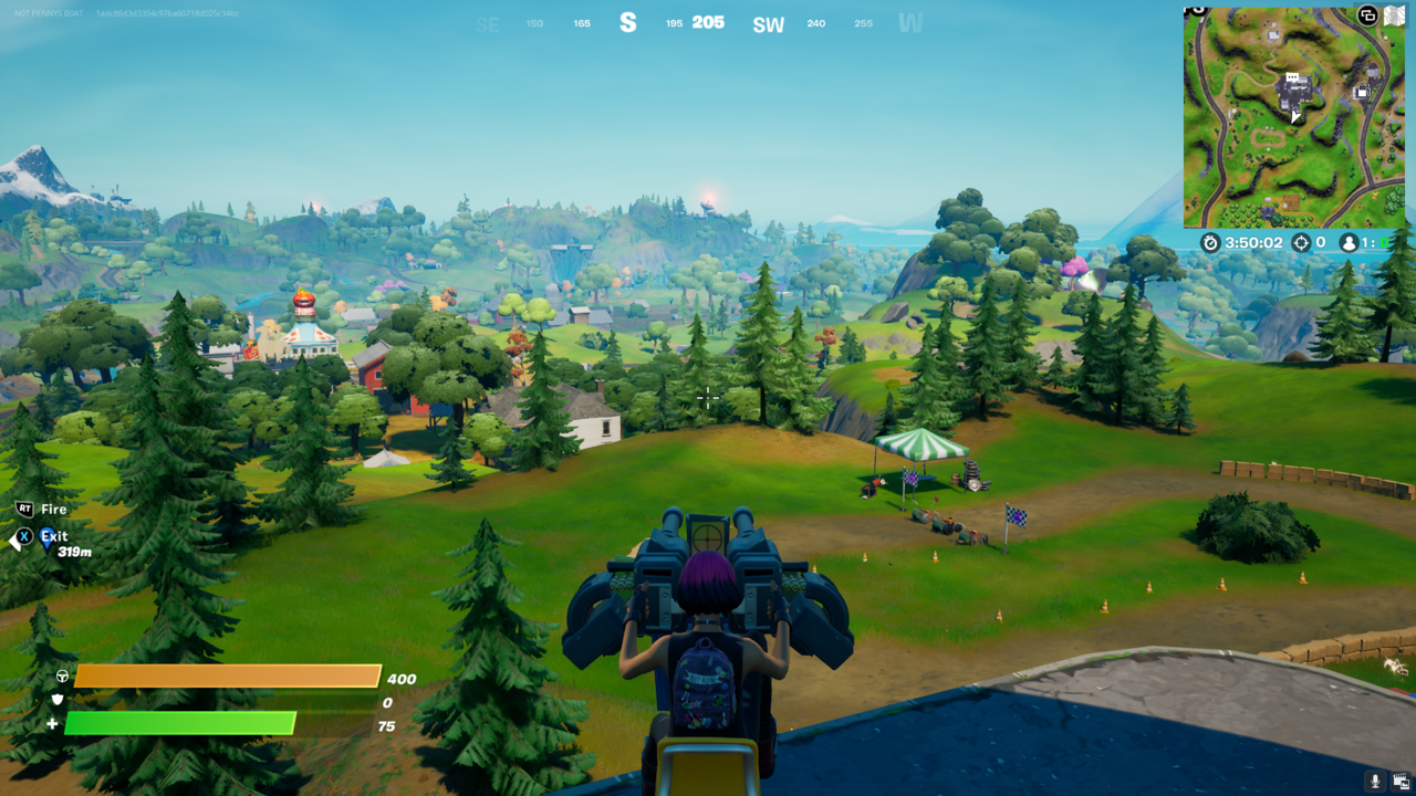 This is now a no-fly zone.
