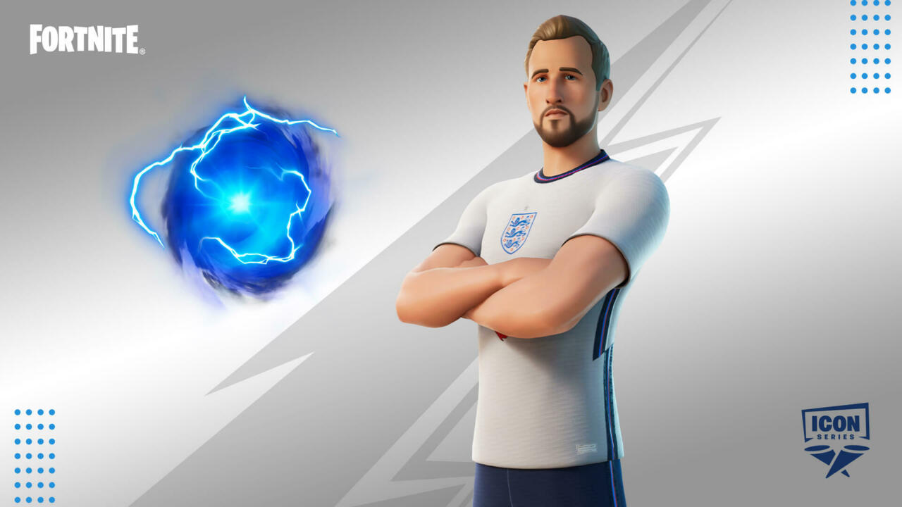 Harry Kane will take to the Fortnite pitch this Friday.
