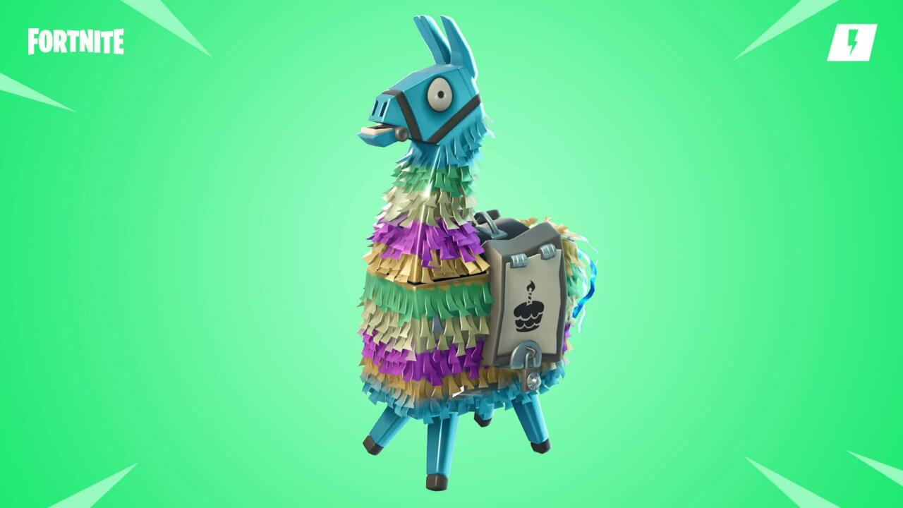 Loot Llamas are on the move in Fortnite Season 7.