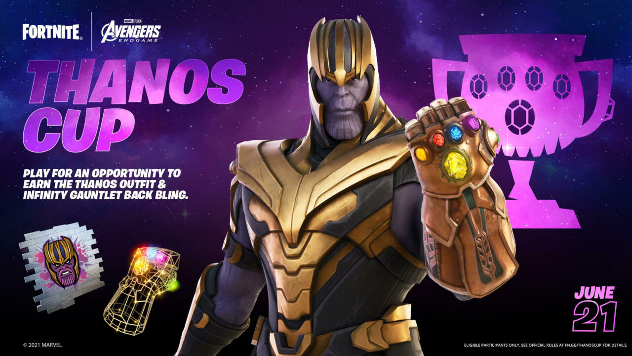 Maybe Thanos will someday be available for half off.