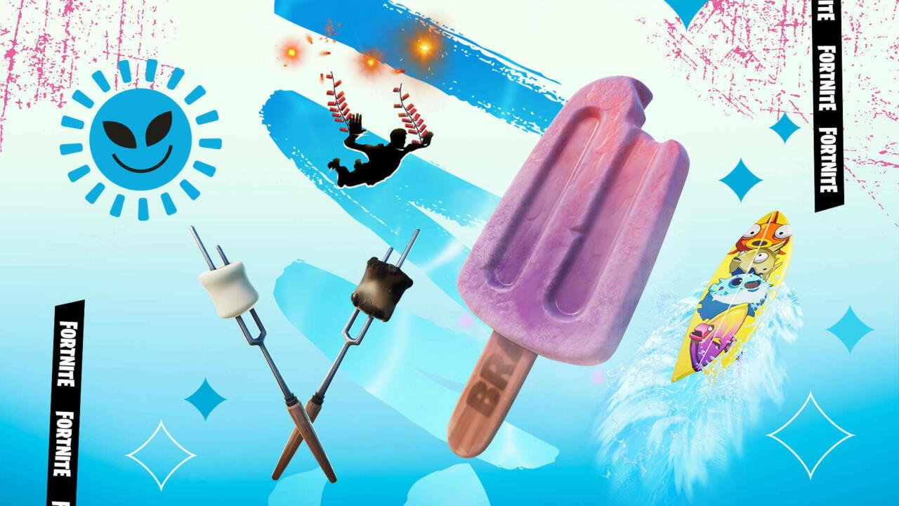 L'evento Cosmic Summer ha rinchiuso cosmetici gratuiti dietro effetti frustranti a lungo termine.