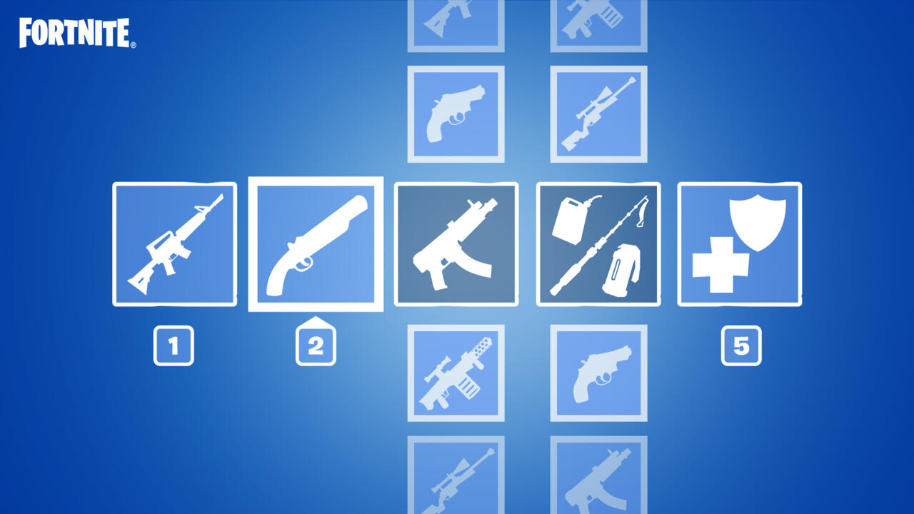 Sorting your inventory is now simpler thanks to Fortnite update 17.20.