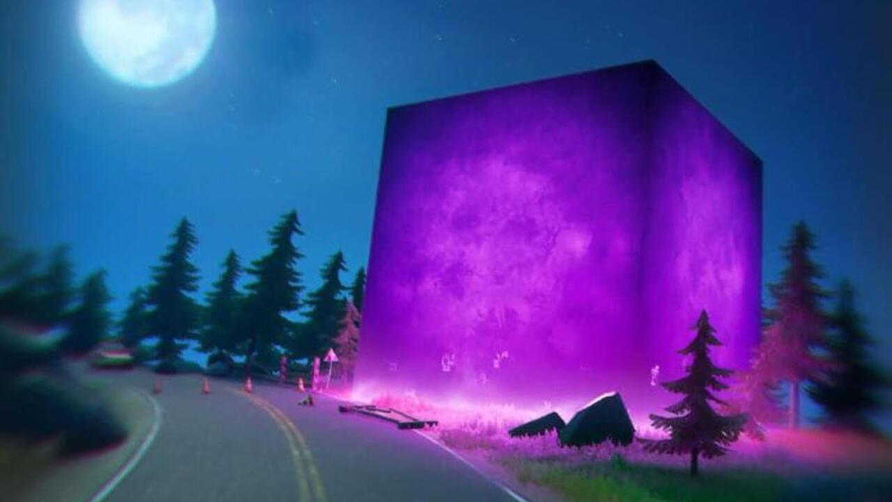 Kevin The Cube a fait une apparition clandestine dans le Rift Tour.