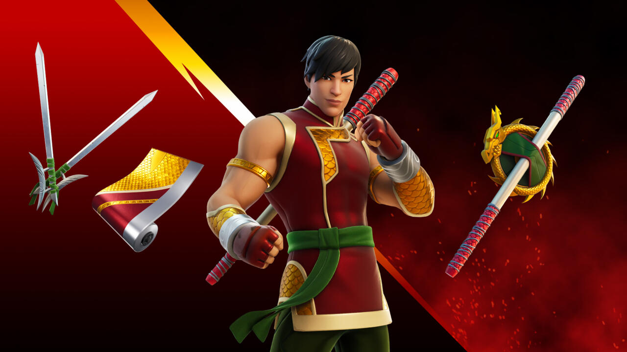 Shang-Chi will find many familiar Marvel faces on the Fortnite island.