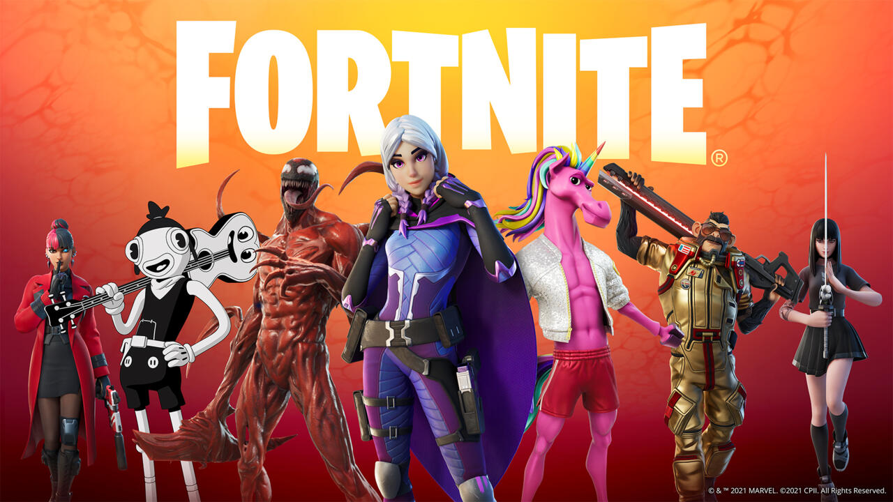 The Fortnite Season 8 battle pass features another fully customizable character.
