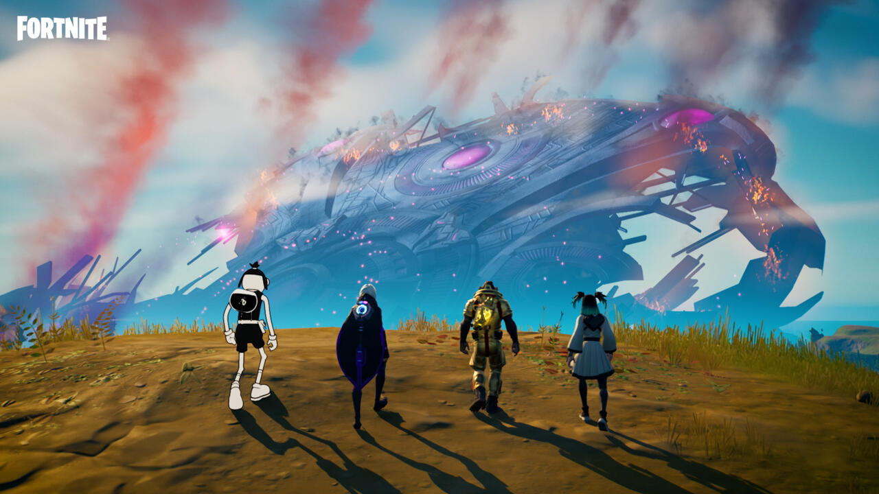 The new Fortnite Season 8 heroes will contend with the most war-torn island to date.