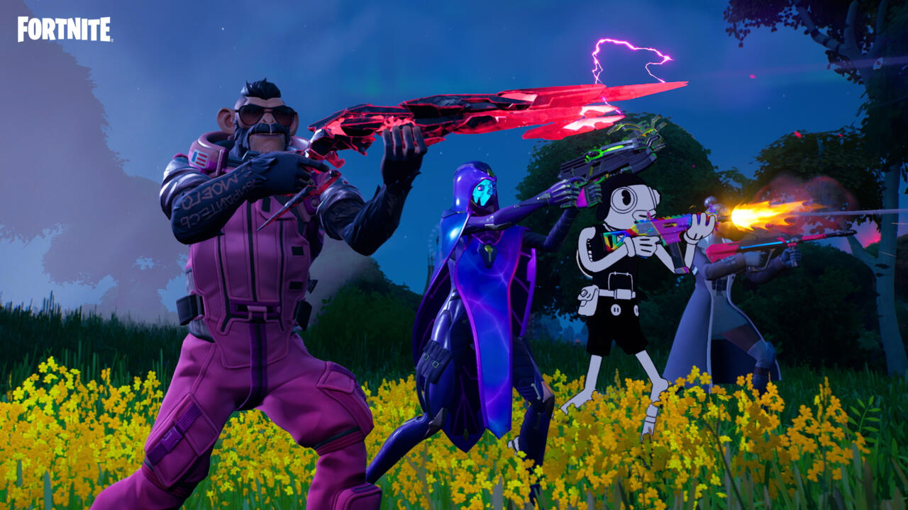 The best guns in Fortnite will vary from season to season.