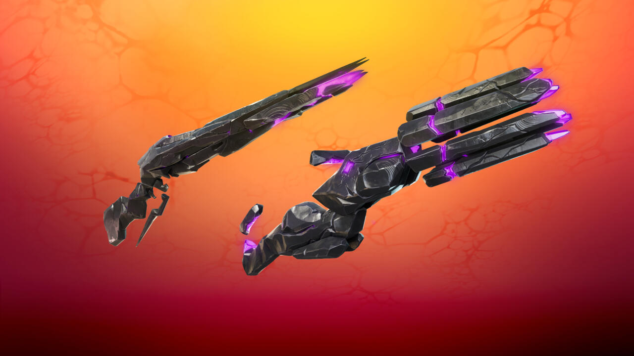 These two new weapons can only be found in the hellish Sideways world.