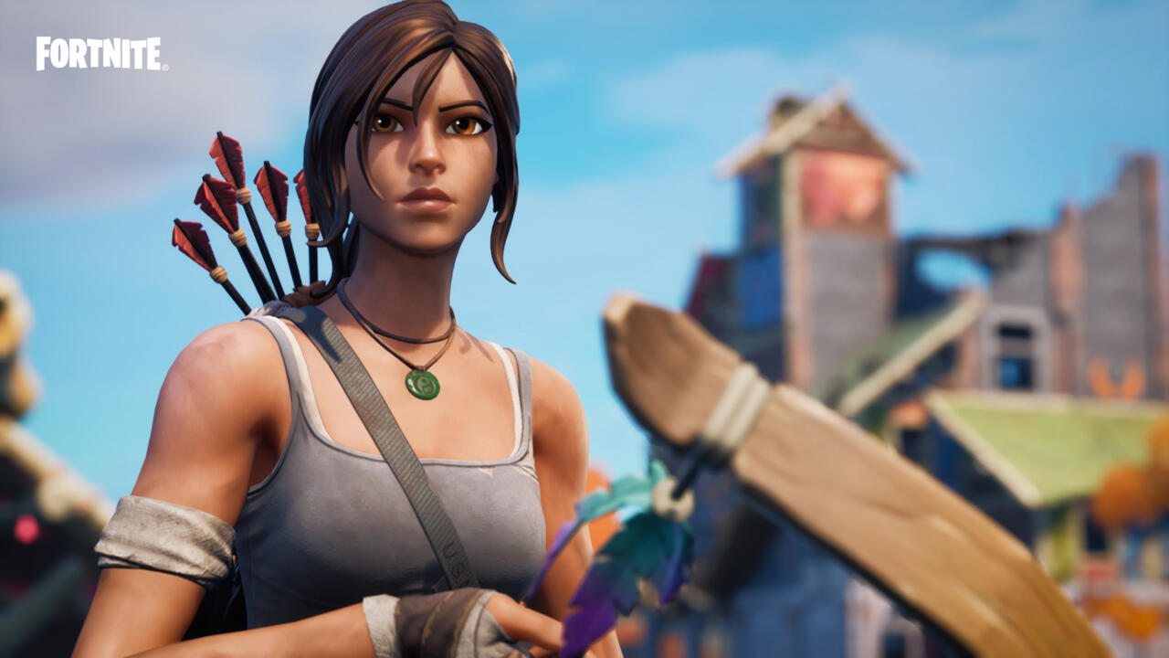 If a Fortnite movie happens, do you want to see crossover characters or Fortnite originals only?