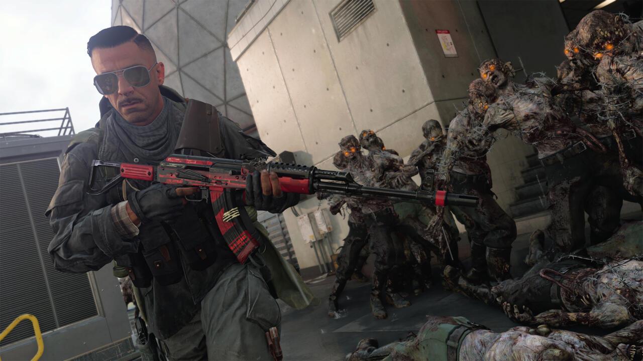 Zombies on Echelon