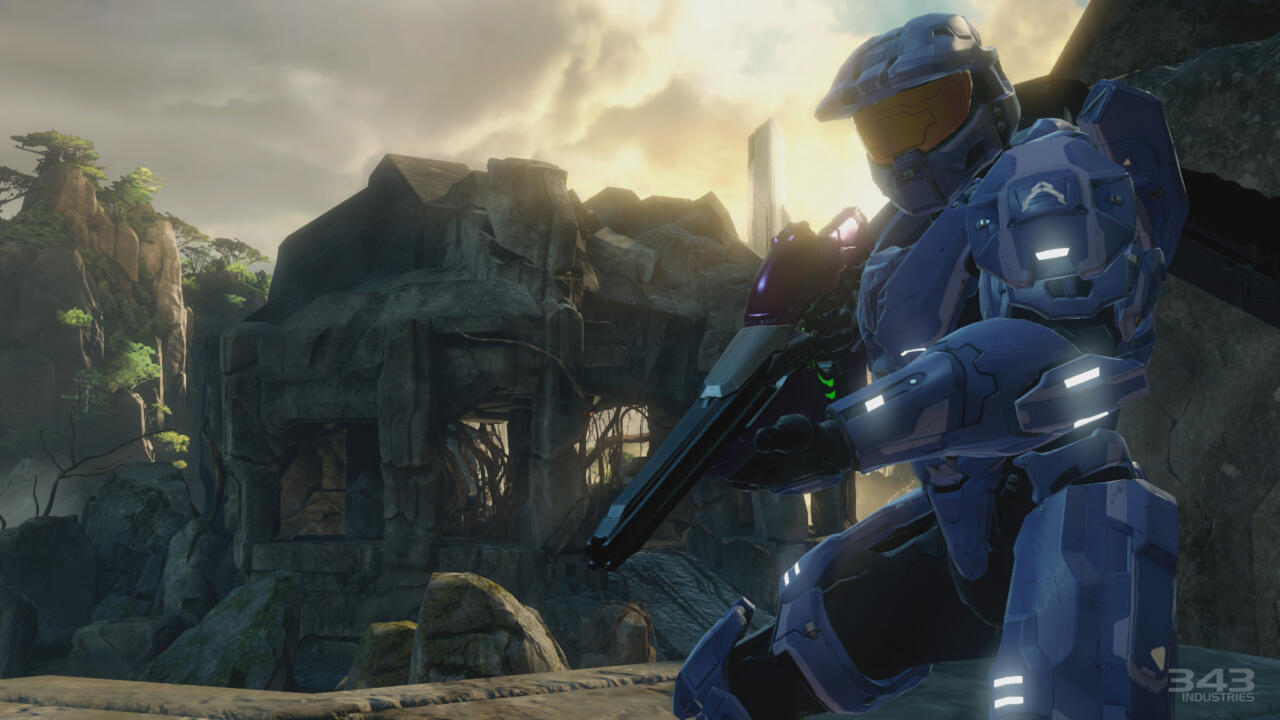 It's not clear if Edge will be included in the Season 7 update for Halo: MCC