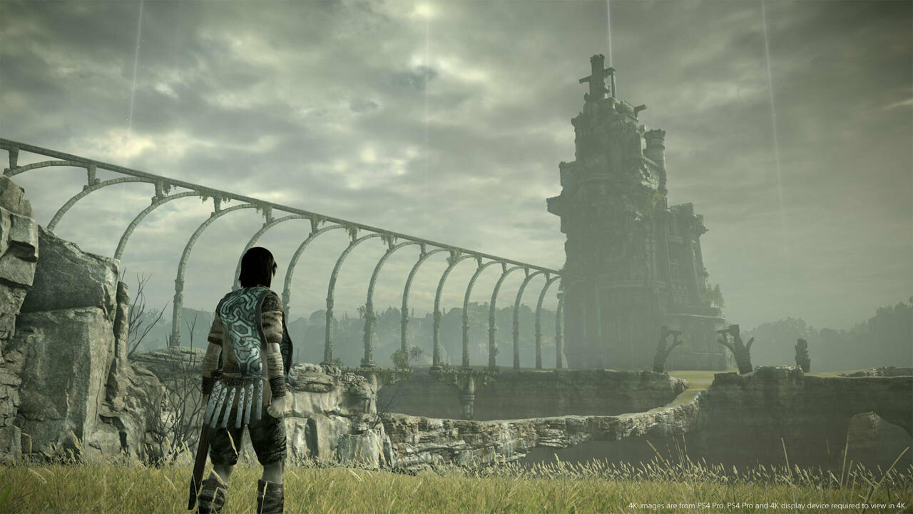 Shadow of the Colossus of couse. You can't go wrong with this one!