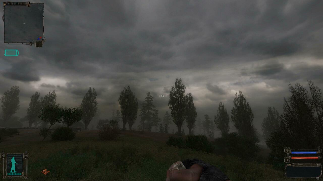 The S.T.A.L.K.E.R saga's Zone conveys an awesome feeling of loneliness, despair and nostalgia. Even today it's still gripping!