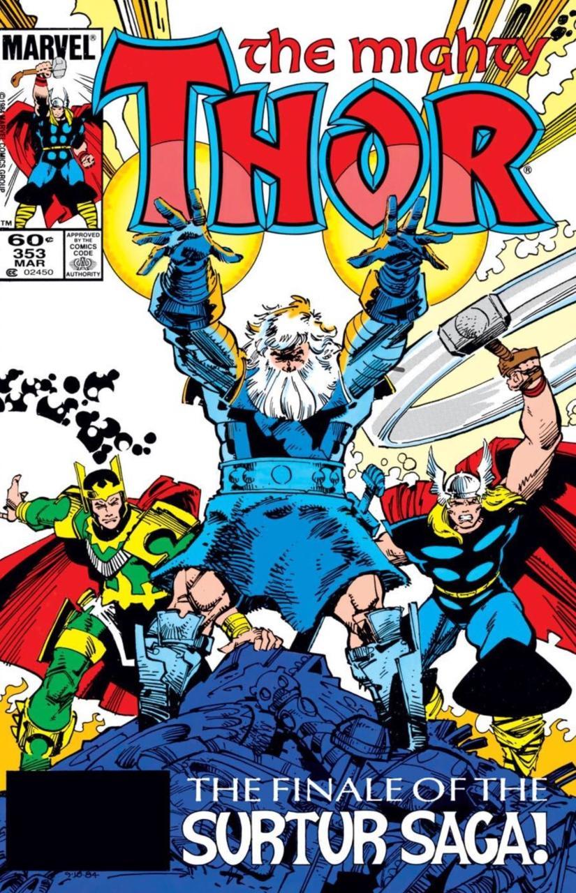Thor Disassembled