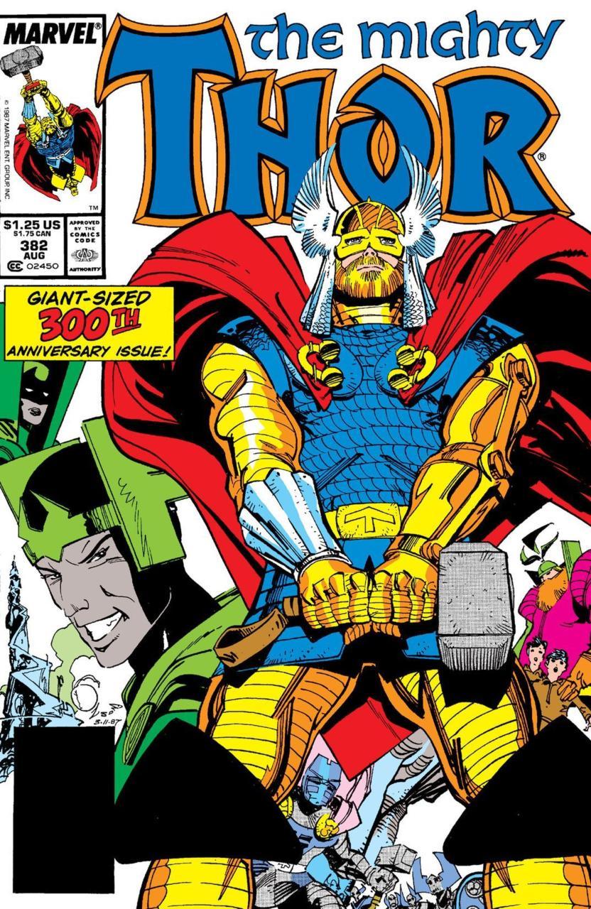Thor volume 1, #382