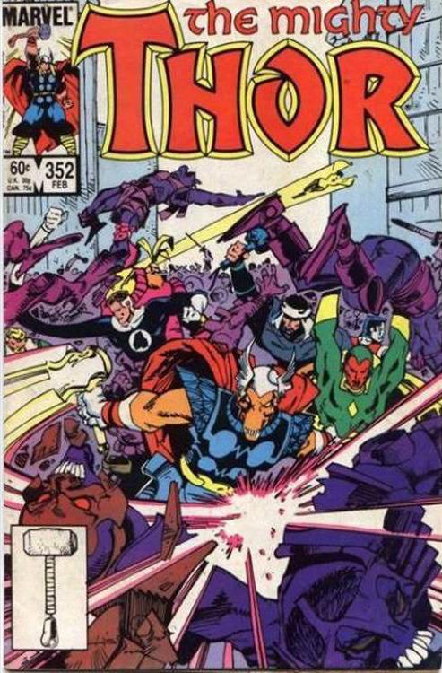 Thor volume 1, #352