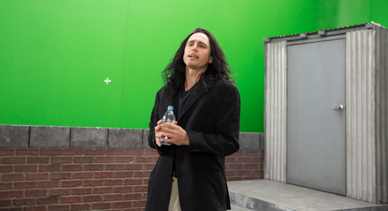 Franco knew as soon as he saw it that he would play Tommy Wiseau
