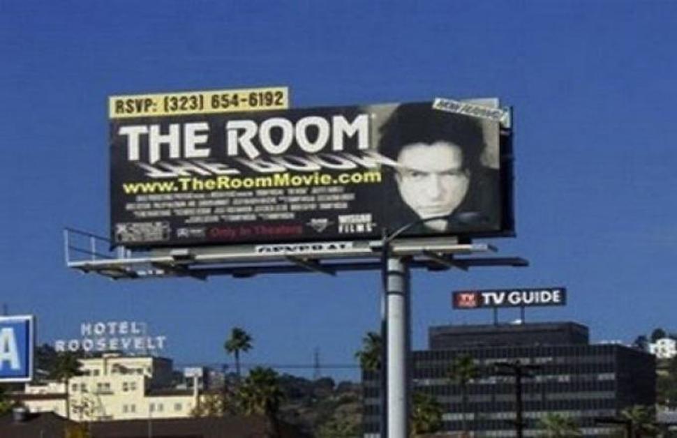 James Franco wasn't originally a fan of The Room