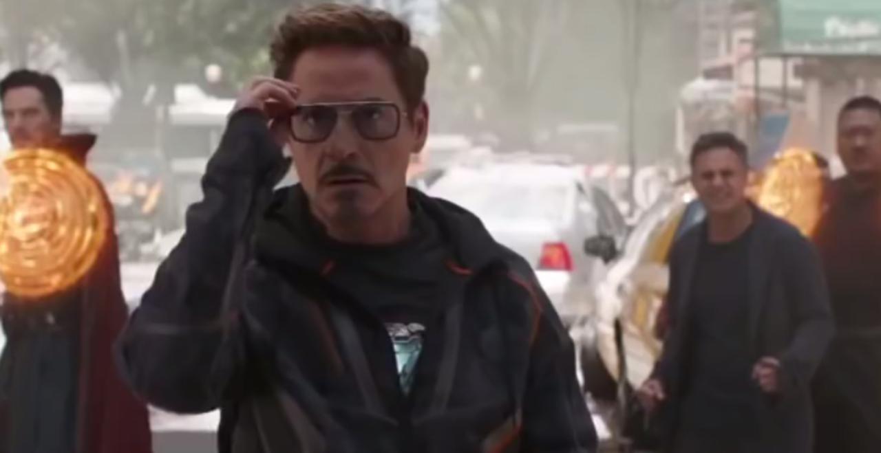 1. Tony Stark