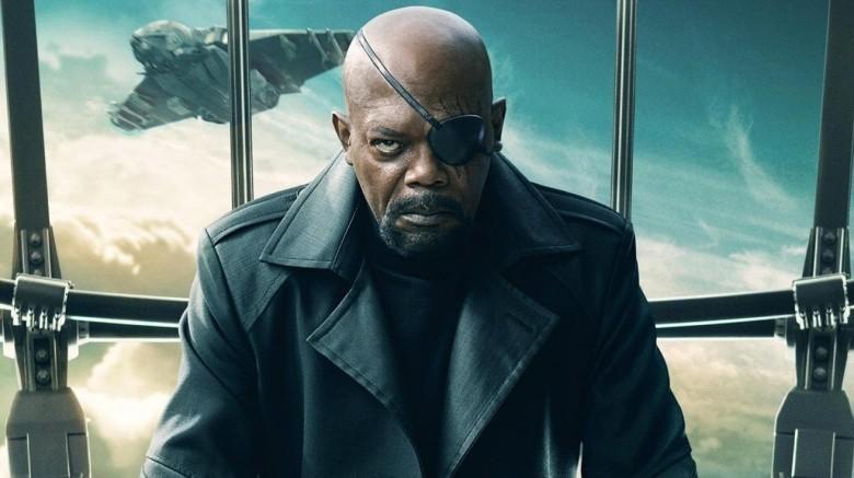 41. Nick Fury