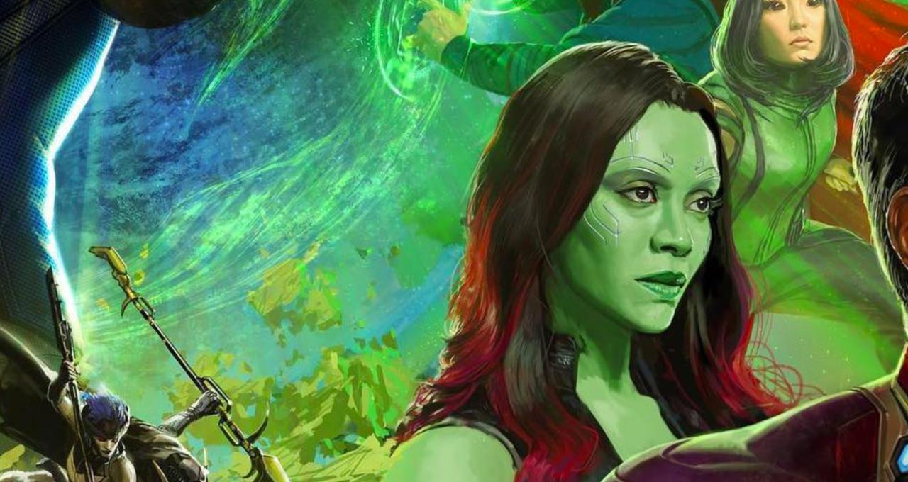 29. Gamora