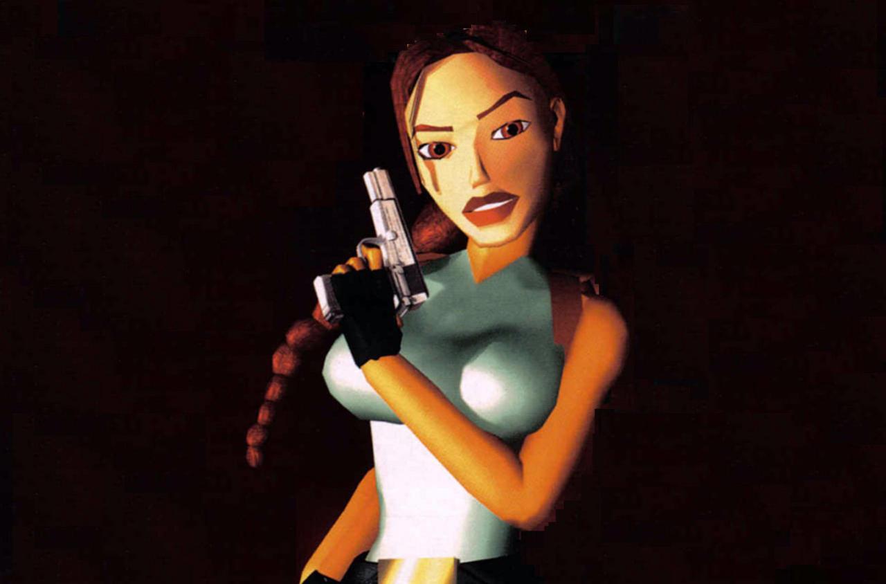 21. Tomb Raider II