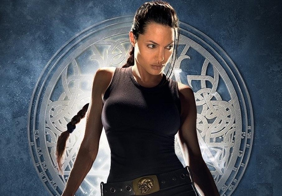 12. Lara Croft: Tomb Raider