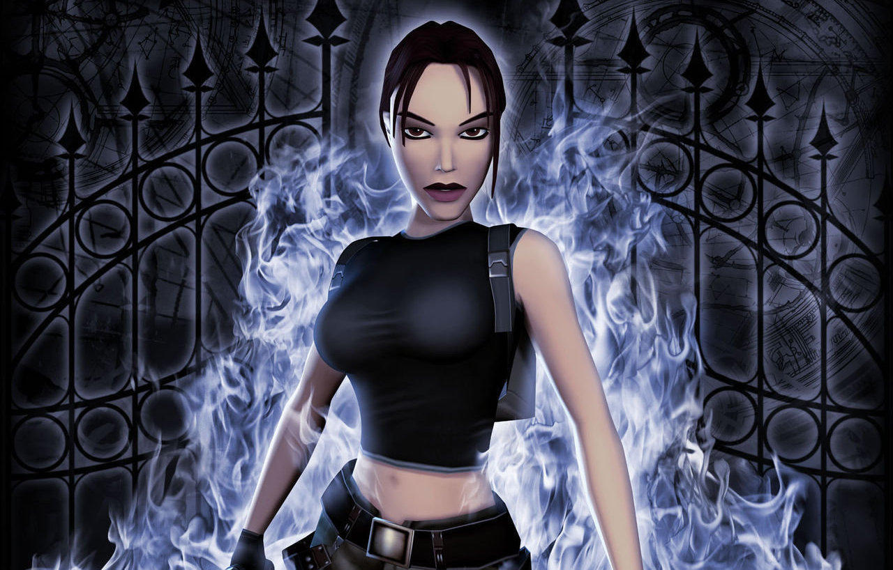 11. Tomb Raider: The Angel of Darkness