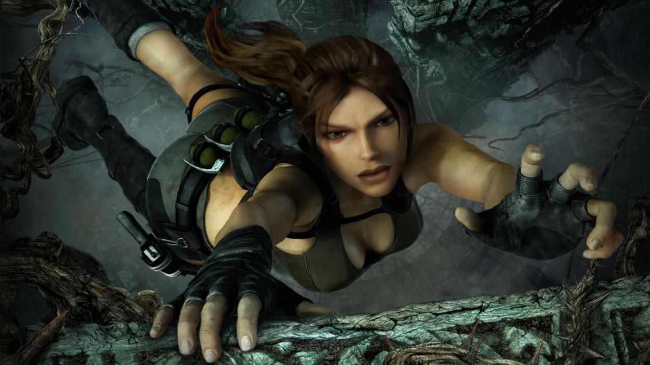 5. Tomb Raider: Underworld