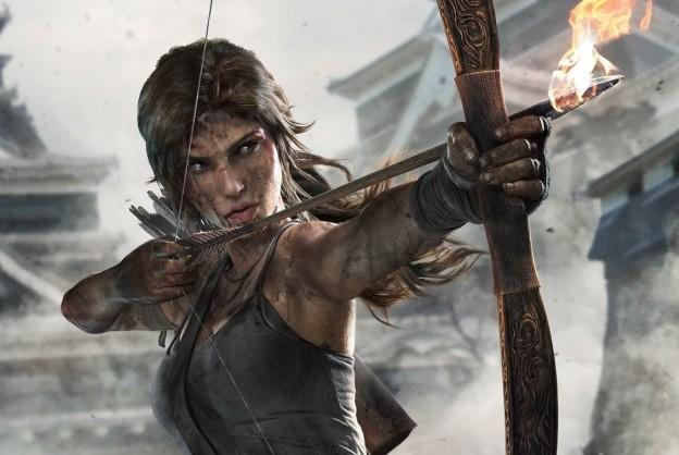 3. Tomb Raider (reboot)