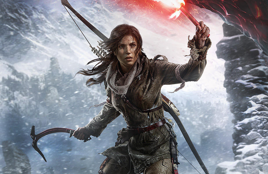 2. Rise of the Tomb Raider