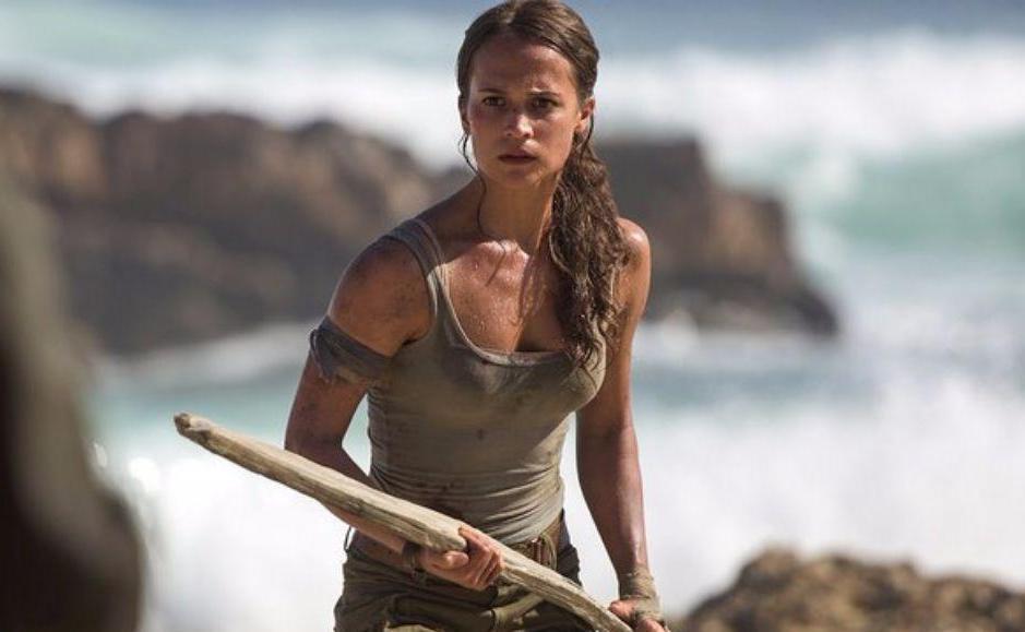 1. Tomb Raider (film)