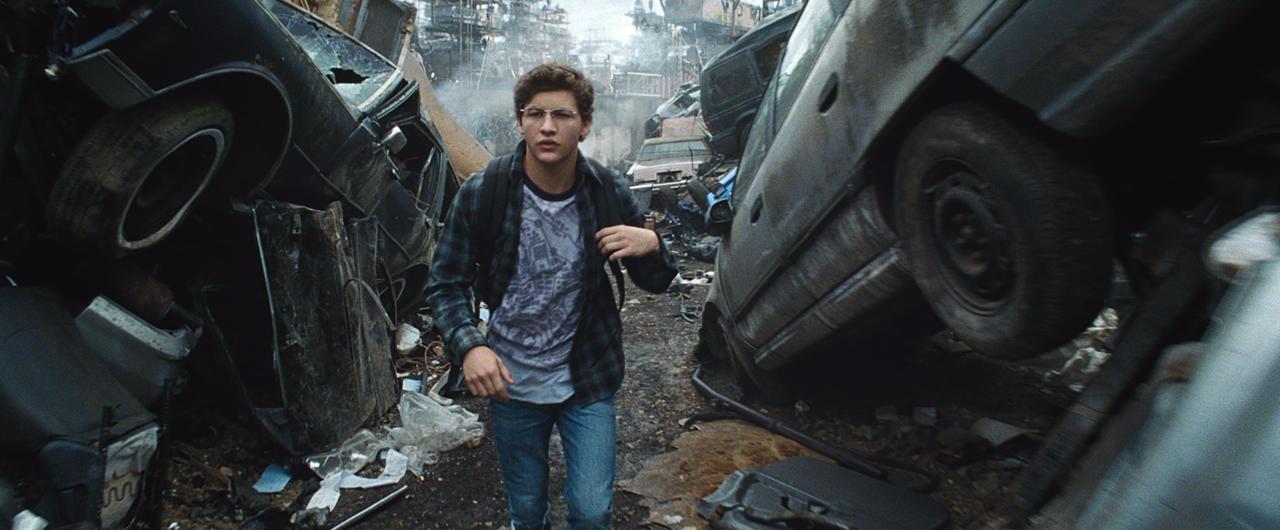 Wade's transformation (movie)