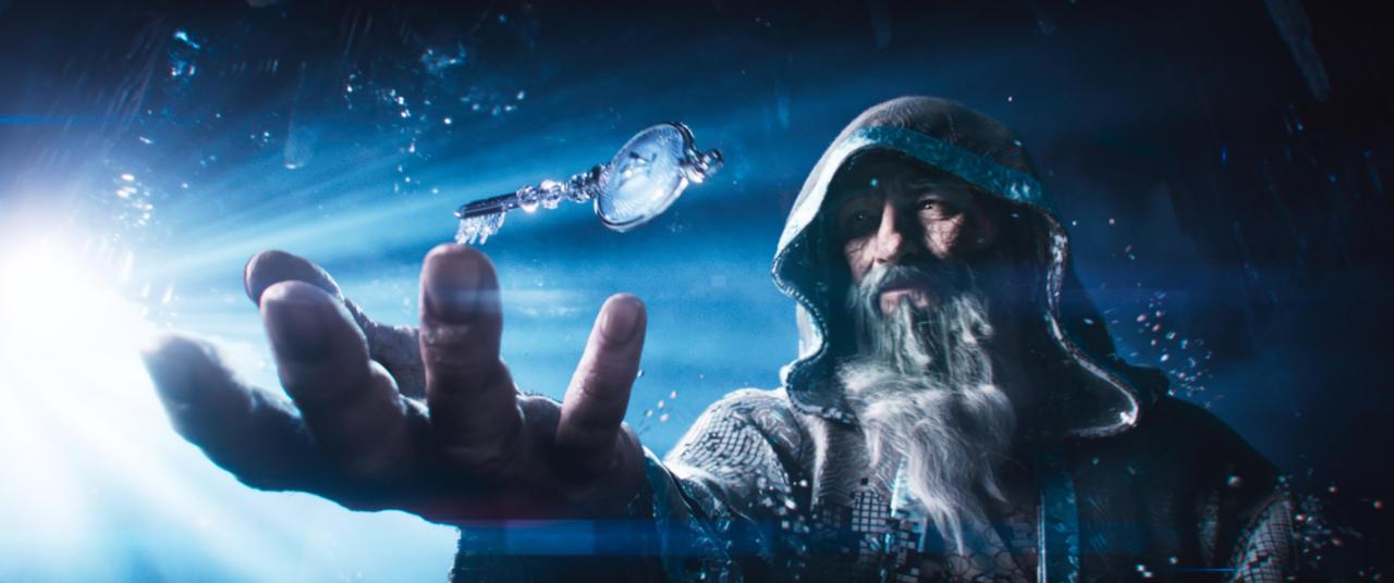 The Crystal Key (movie)