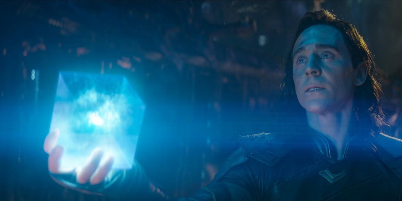 3. Loki and the Tesseract