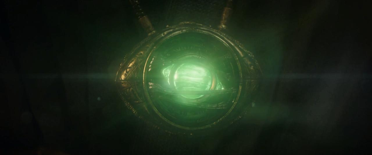 21. Doctor Strange's Time Stone