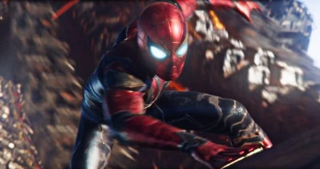 15. The Iron Spider Suit