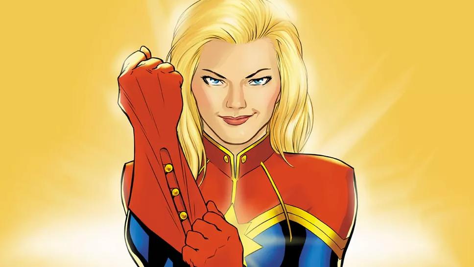 30. Calling Captain Marvel