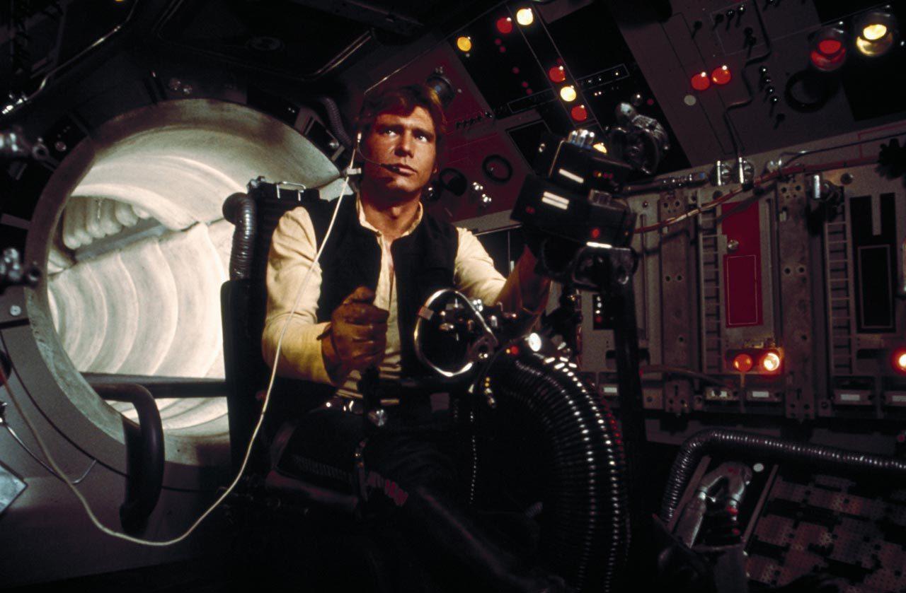 12. Han Solo