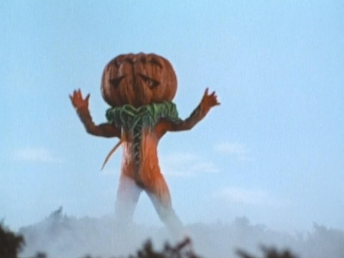 17. Pumpkin Rapper
