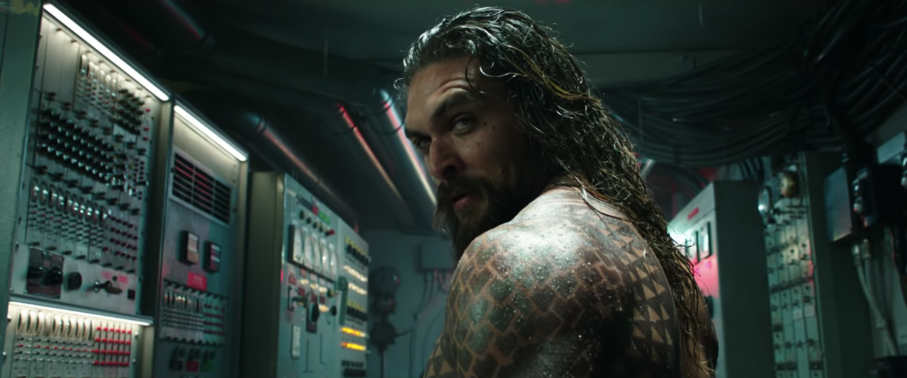 14. Jason Momoa being a biracial actor and the relevance to the character
