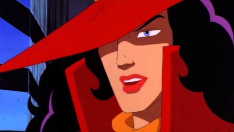 2. Carmen Sandiego