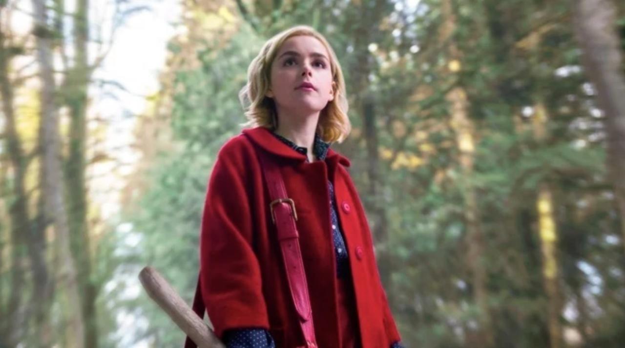 7. Chilling Adventures of Sabrina Season 2