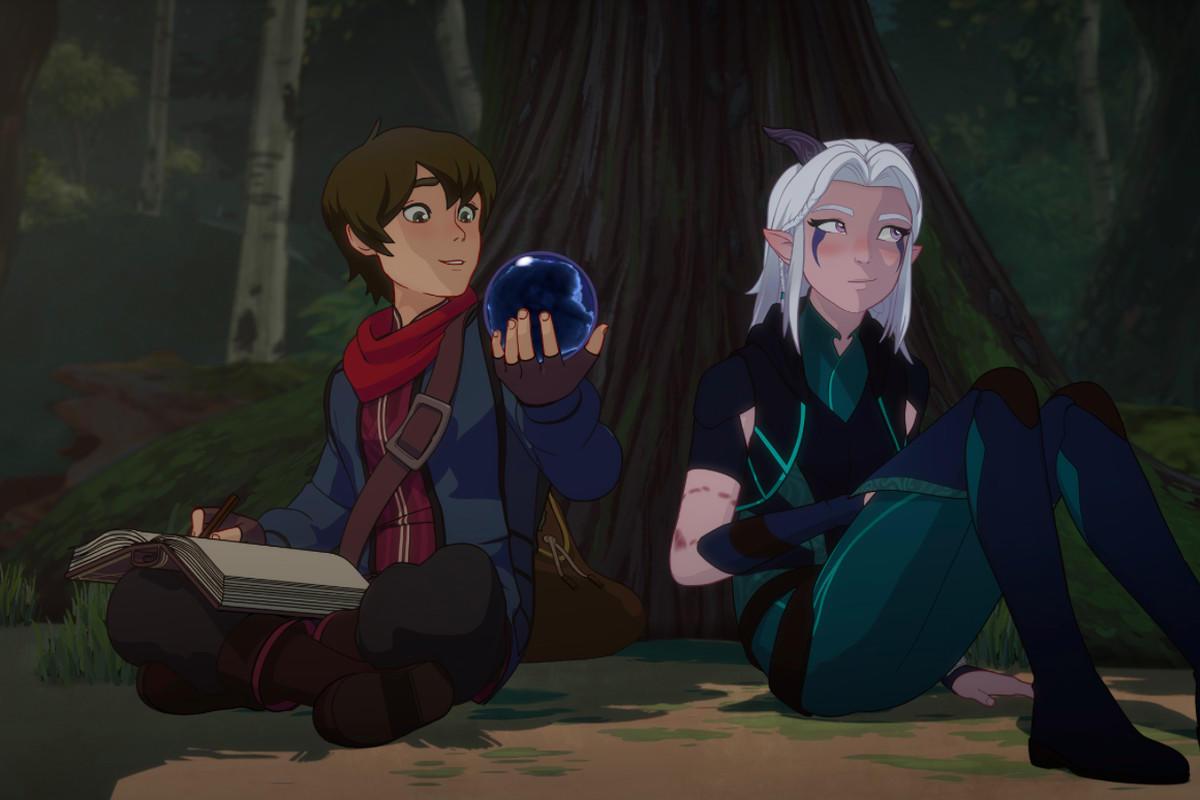 13. The Dragon Prince Season 2