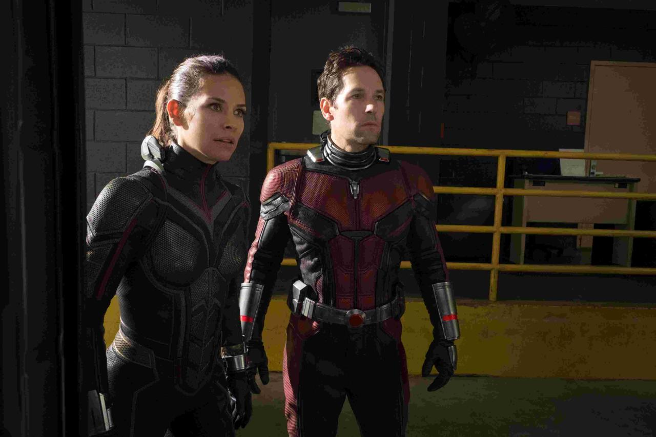 6. Ant-Man and the Wasp