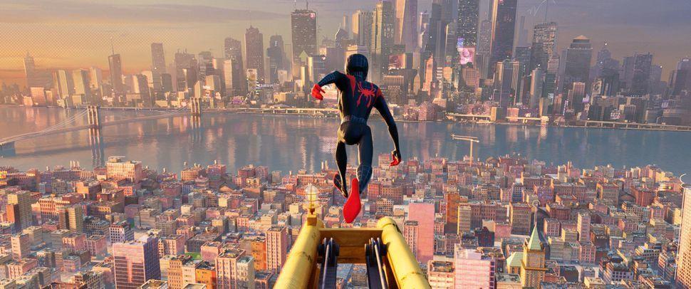 7. Spider-Man: Into the Spider-Verse