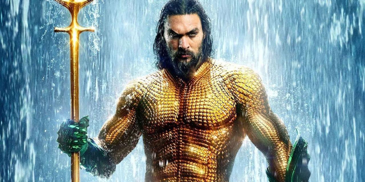 15. Aquaman
